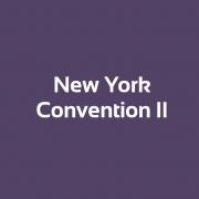New Yorker Übereinkommen