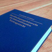 Czernich Geimer Streitbeilegungsklauseln