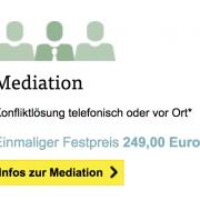 TÜV-zertifizierter Mediator